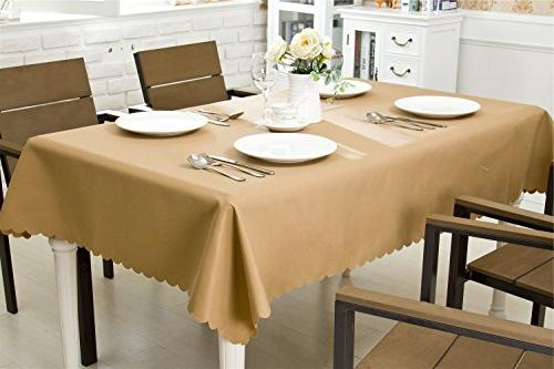 """OstepDecor Polyester Table Decoration Solid 60"""""""