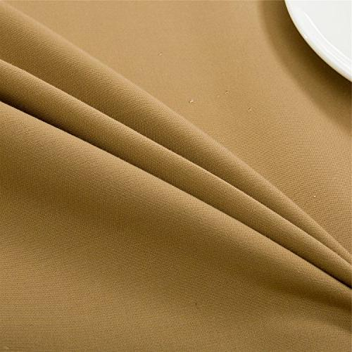 """OstepDecor Tablecloth 100% Polyester Dinner Table Home Solid - Rectangle/Oblong, 60"""""""