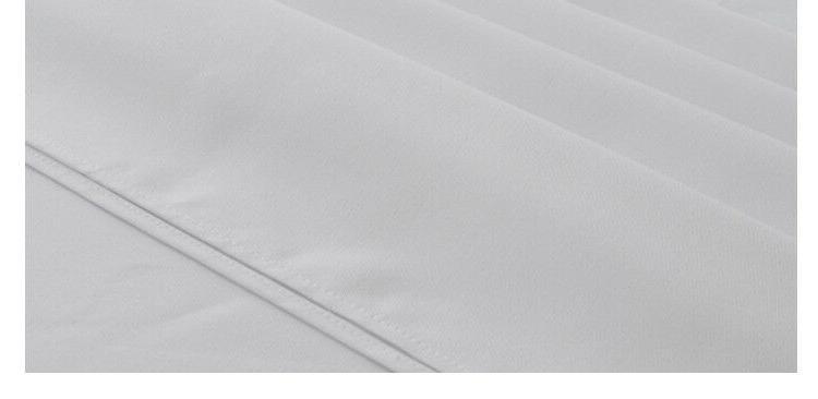 BULK Table Rectangle White