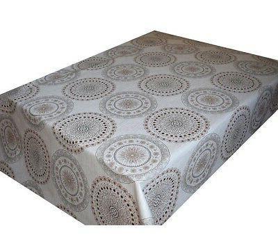 wipe clean pvc vinyl tablecloth oilcloth kitchen
