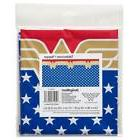 Wonder Woman Plastic Table Cover Birthday Party Supplies 1 P