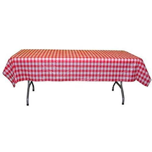 yellow colors tablecloth by 3 sizes rectangular