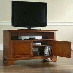 Crosley Furniture LaFayette 42-inch TV Stand - Vintage Mahog