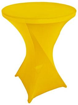 Goldstream Point Lemon Yellow 32 Inch Round x 43 Inch Tall S