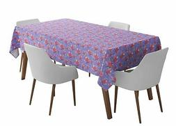 S4Sassy Lotus Dining Table Cover Table Linens For Weddings s