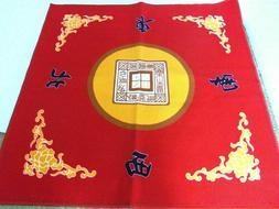 Mahjong Mat Paigow Card Game Table Cover Mah jongg Mahjongg