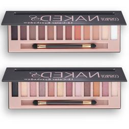 Makeup Cosmetic Shimmer Matte Naked 12 Colors Pigment Eyesha