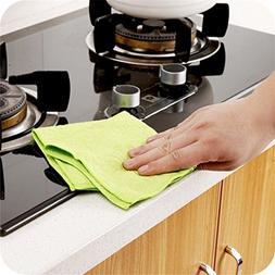 LiPing Microfiber Dish High Efficient Anti-grease Cloth Kitc