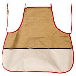 new 333996 kitchen apron cloth asst 12