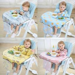 newborns bib table cover dining chair gown