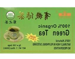Royal King 100% Natural Organic Green Tea  - 3 boxes