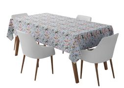 S4Sassy Party Theme Outdoor Dining Table Cover s s For Parti