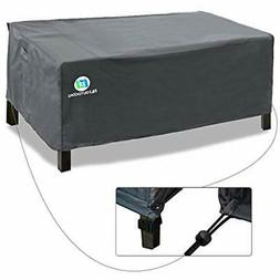 Patio Table Covers For Outdoor Furniture, Rectangular/Oval,