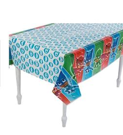 PJ Masks Plastic Table Cover Birthday Decorations Party Favo