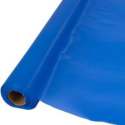 Plastic Party Banquet Table Cover Roll - 300 ft. x 40 in. -