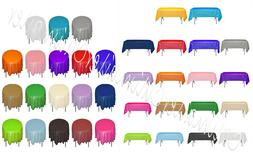 Plastic Table Cover  or