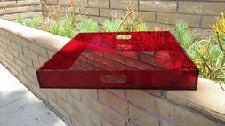 precision laser cut polished edge lucite plexiglass