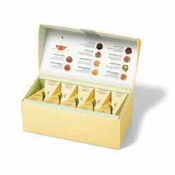 Tea Forté TEA TASTING ASSORTMENT Presentation Box Tea Sampl