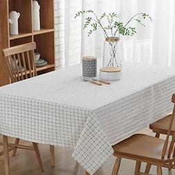 Enova Home Fashion Print Rectangle Polyester Cotton Washable