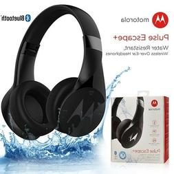 pulse escape water resistant wireless over ear