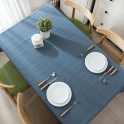 Pvc Plastic Table Cover Table's Protector  For Birthday Outd