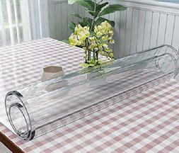 Quality Clear Table Cover Protector PVC Soft Glass Transpare