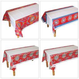 Ramadan Eid Mubarak Decoration Tablecloth Tabletops Kitchen