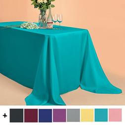 Remedios 90 x 156-inch Rectangle Polyester Tablecloth Table
