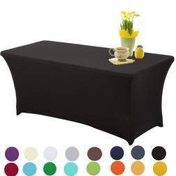 Rectangular Tablecloths Spandex Stretch <font><b>Table</b></