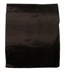 8-Foot Rip Resistant Pool Table Billiard Cover, Black