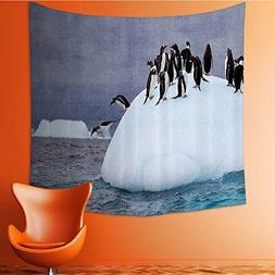 Nalahomeqq Sea Animals Decor Collection Penguins Jumping int