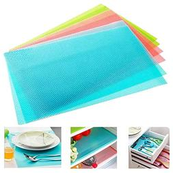 seaped Refrigerator Mats,Can Be Cut Refrigerator Pads EVA Sh