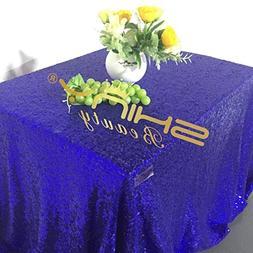 sequin tablecloth rectanglar