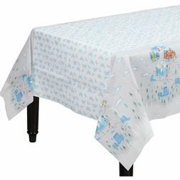 Smallfoot Paper Table cover Birthday Party Decoration Suppli