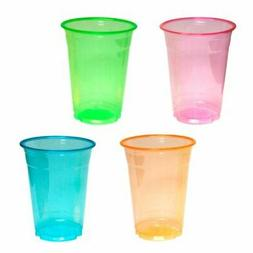 Party Essentials Soft Plastic 16-Ounce Party Cups/Pint Glass
