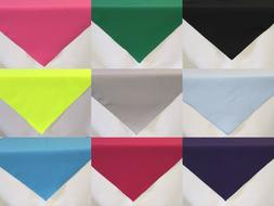 Square TABLE CLOTH / TABLECLOTH / TABLE COVER 100% Polyester