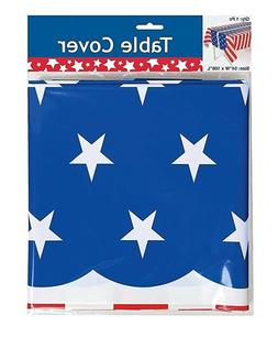 Stars and Stripes Table Cover