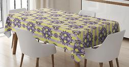 Steampunk Tablecloth Ambesonne 3 Sizes Rectangular Table Cov