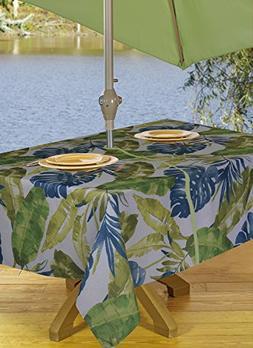 Texstyles Table Cloth Outdoor Tablecloth Umbrella Tablecloth