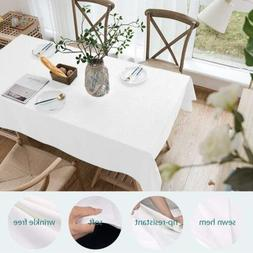 """Table Cover 30x96"""" Rectangle Kitchen Party Supplies Wedding"""