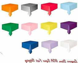 Table Covers Birthday Wedding bridal Baby Shower Party Suppl