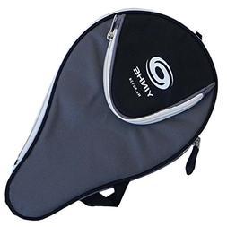 Table Tennis Racket Cover Ping Pong Bat Bag, Random Color