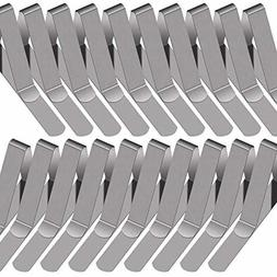 Tablecloth Clips Stainless Steel Table Cover Clamps