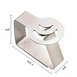 Tablecloth Holders Clips Stainless Steel Table Cover Clamps