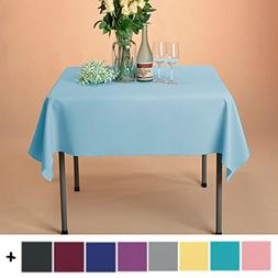 Remedios Tablecloth 54-inch Square Polyester Table Cover - W