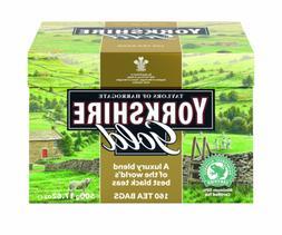 Taylors of Harrogate, Yorkshire Gold Tea, 160-Count Tea Bags