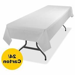 TBL549WHCT - Rectangular Table Cover