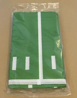 """Creative Converting touchdown time tissue tablecover 54"""" x 8"""