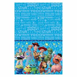 American Greetings Toy Story 3 Plastic Table Cover, 54 x 96""