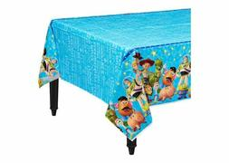 Toy Story 4 Plastic Table Cover Birthday Party Supplies Deco